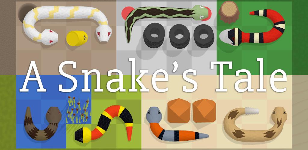A Snake's Tale's logo