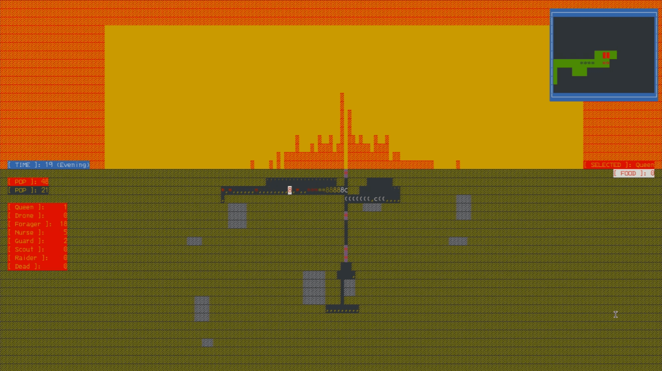 New colony screenshot