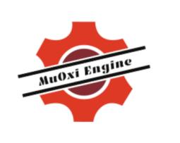 MuOxi cog logo