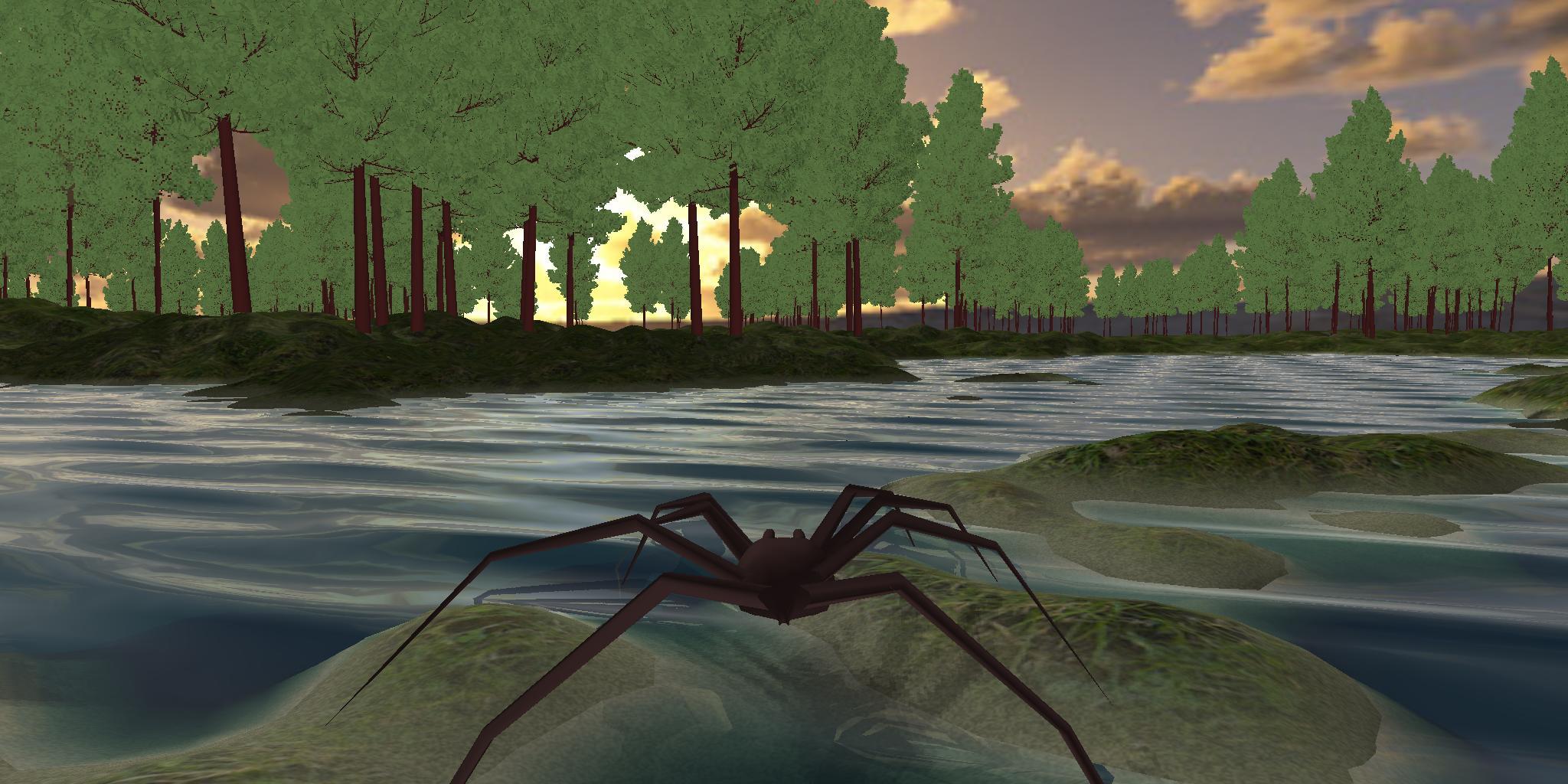 Spider example