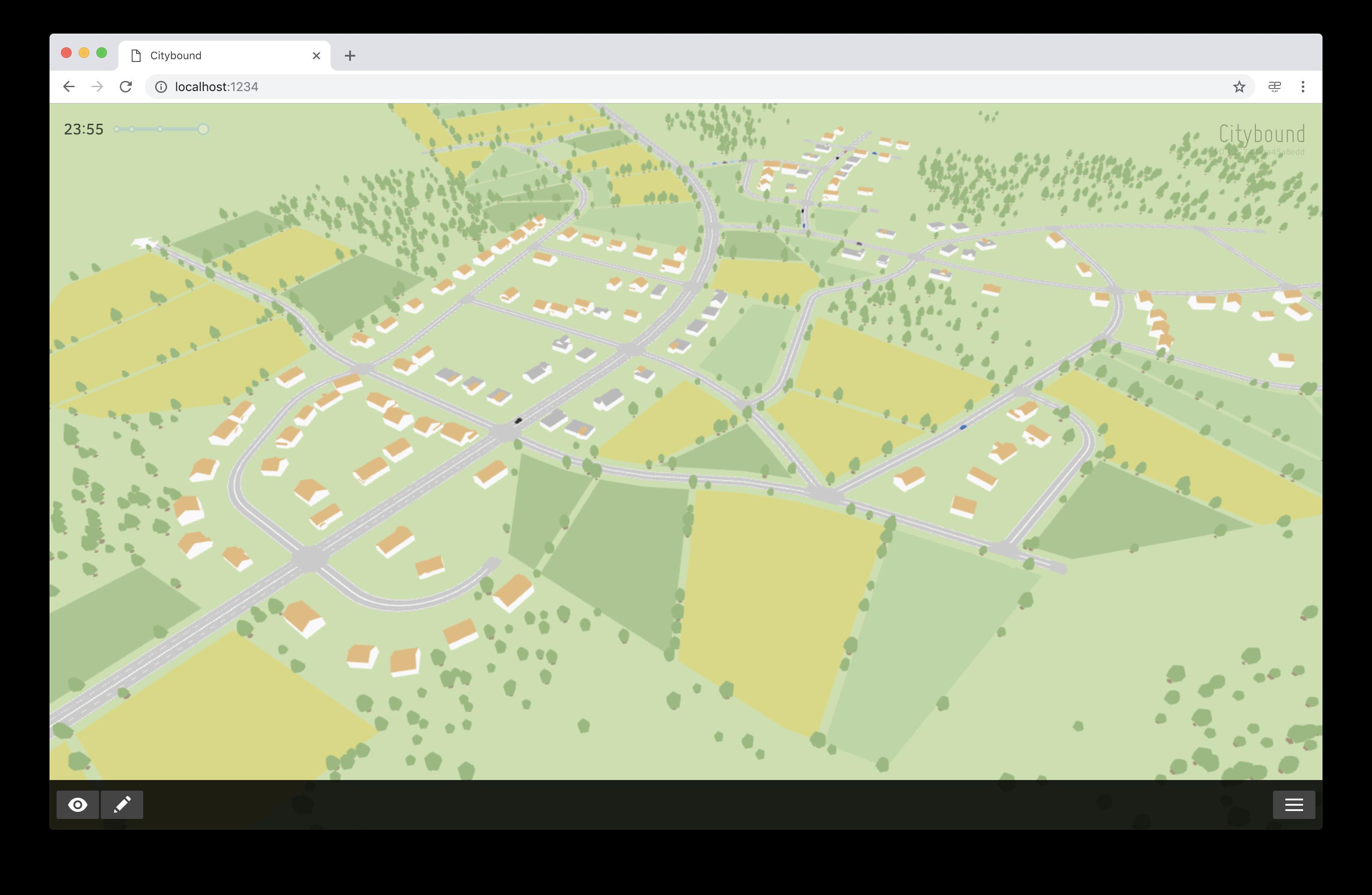 citybound web ui screenshot