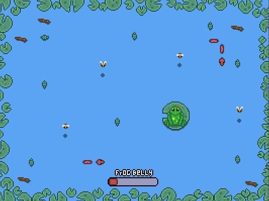 frog rations screenshot