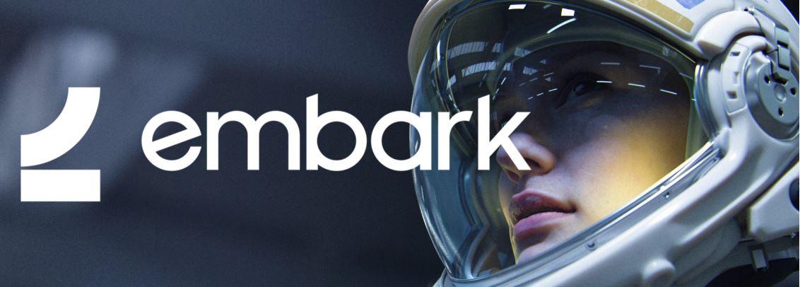 Embark's logo