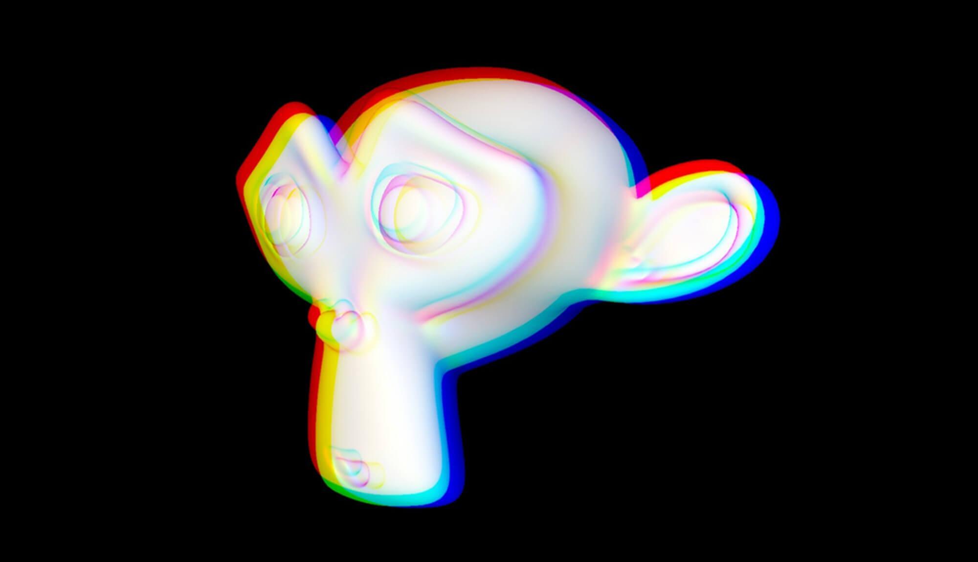 chromatic aberration demo