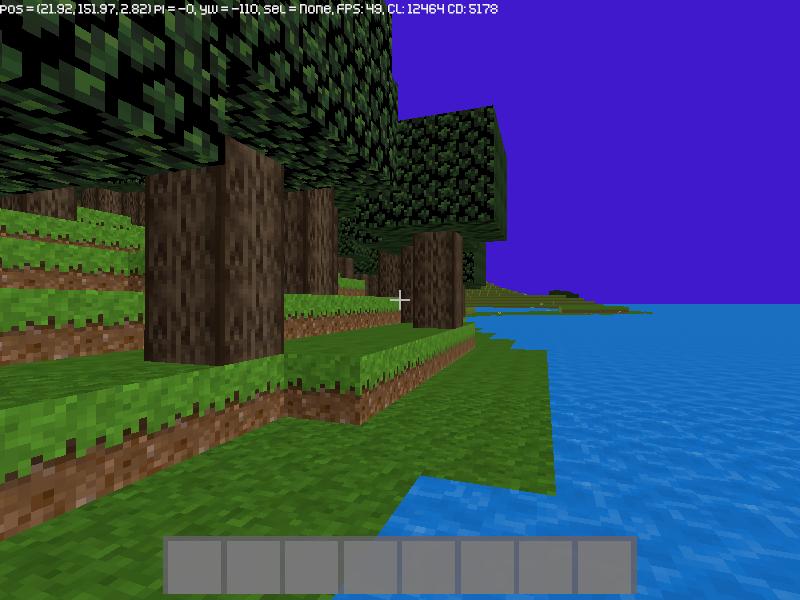 Mimas screenshot