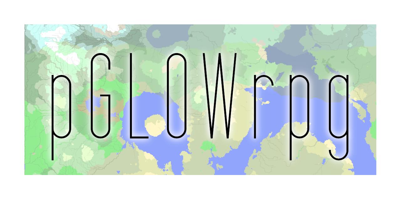 pGLOWrpg banner