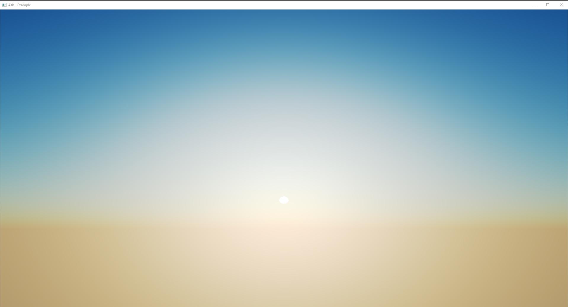 Rust GPU Sky