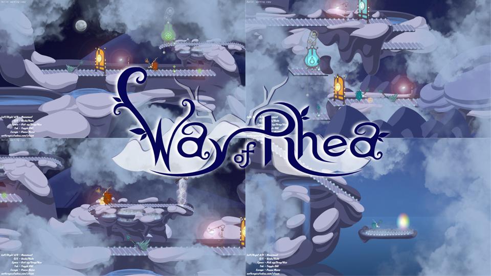Way of Rhea on Steam