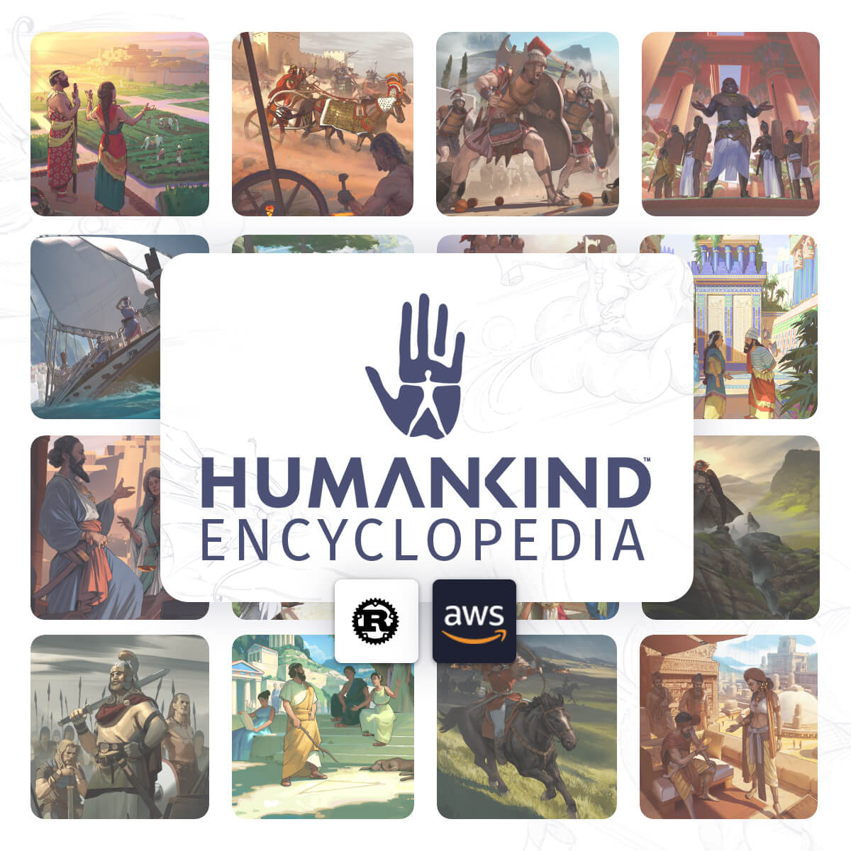 Humankind's logo