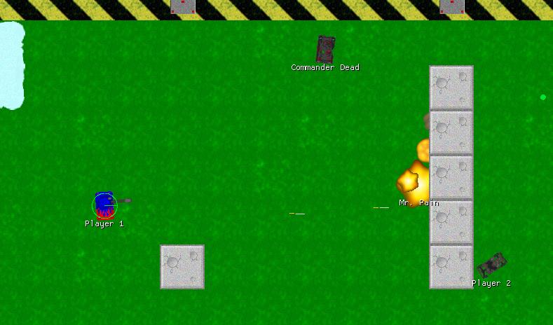 RecWars screenshot